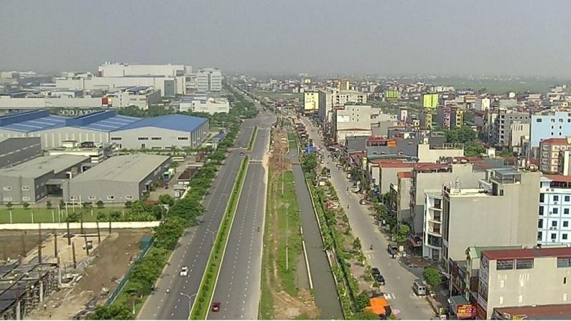 Khu công nghiệp Yên Phong (Bắc Ninh) cạnh Dũng Liệt Green City