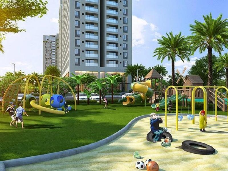 Khu vui chơi trẻ em dự án Mê Linh Vista City 2020