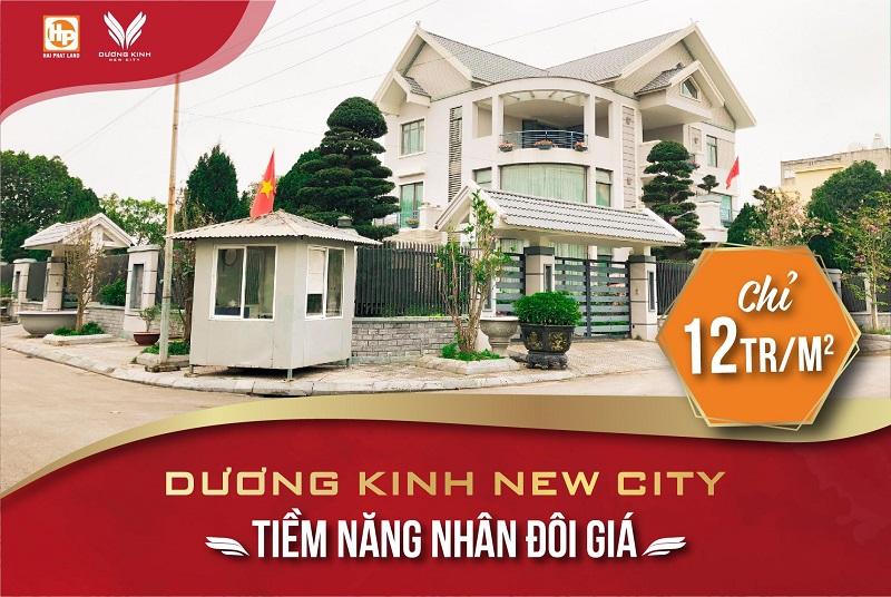 Mở bán dự án Dương Kinh New City - Anh Dũng 6 Hải Phòng