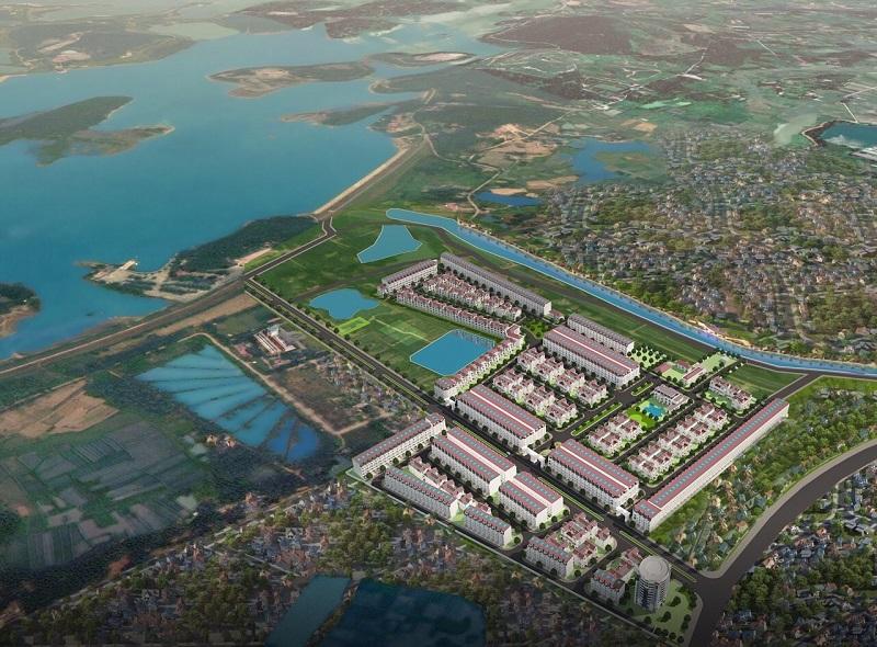 Phối cảnh 5 dự án Hòa Lạc Premier Residence 2020