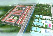 Phối cảnh dự án Dũng Liệt Green City Yên Phong - Bắc Ninh