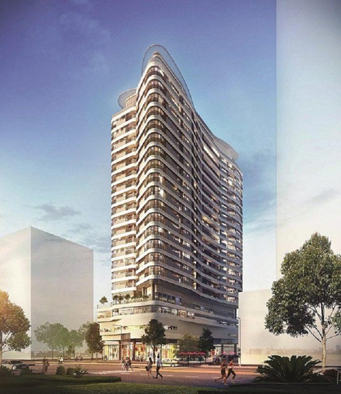 Phối cảnh dự án Fraser Residence Simco Xuân Đỉnh