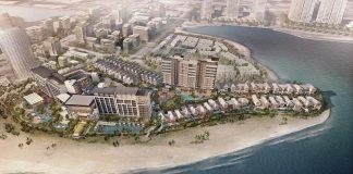 Phối cảnh dự án Intercontinental Hạ Long Bay