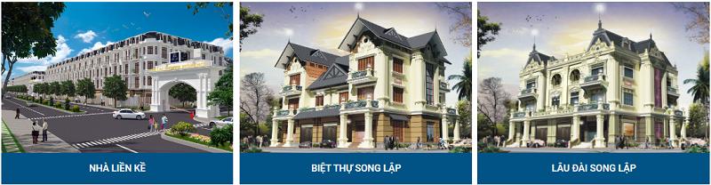 Sản phẩm dự án Hòa Lạc Premier Residence 2020