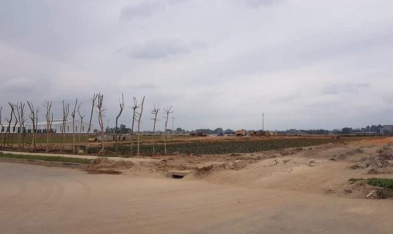 Tiến độ thi công 3 dự án Dũng Liệt Green City Yên Phong - Bắc Ninh