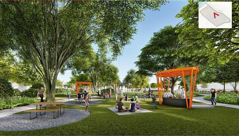 Tiện ích dự án Feni City Hạ Long - Cao Xanh Hà Khánh C