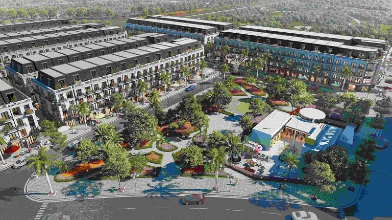 Tiện ích dự án Dương Kinh New City - Anh Dũng 6 Hải Phòng