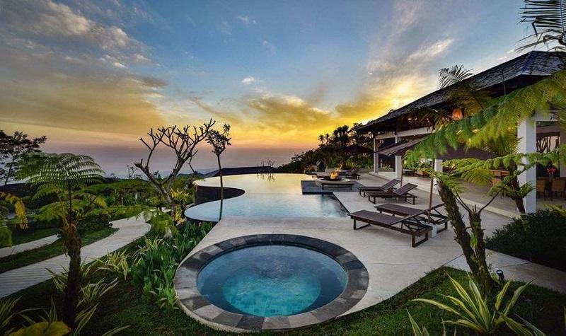 Bể bơi dự án Legacy Hill Lương Sơn - Hòa Bình