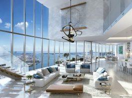 Căn hộ Penthouse tầng 40-41 chung cư Sky Oasis Ecopark