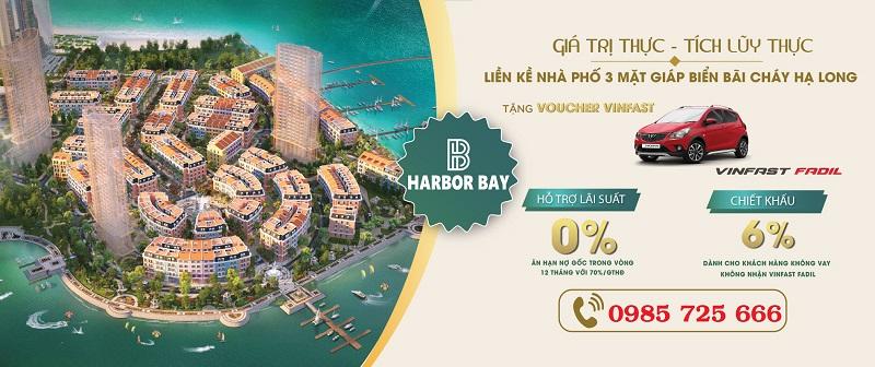 Chính sách bán hàng dự án Harbor Bay Hạ Long
