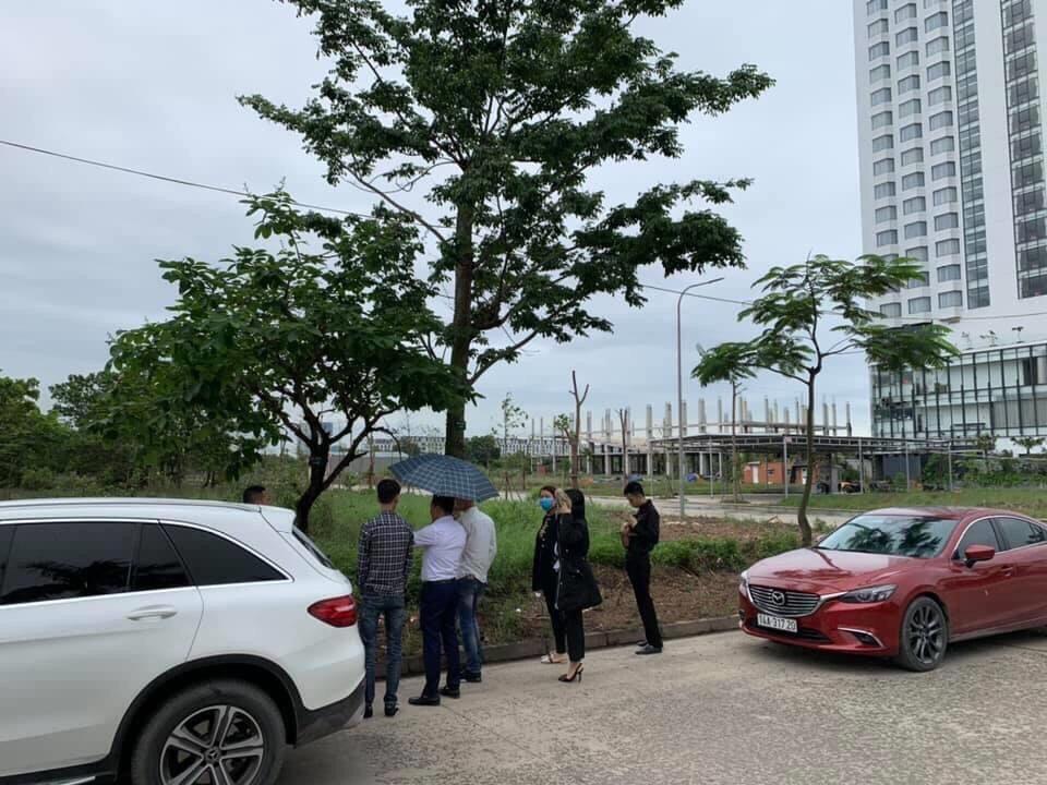 Hình ảnh thực tế dự án đất nền khách sạn, nhà hàng, liền kề Tây Hùng Thắng, Bãi Cháy, Hạ Long