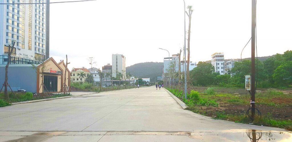 Hình ảnh thực tế 6 dự án đất nền khách sạn, nhà hàng, liền kề Tây Hùng Thắng, Bãi Cháy, Hạ Long