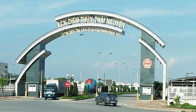 Khu công nghiệp Apec Điềm Thụy - Thái Nguyên