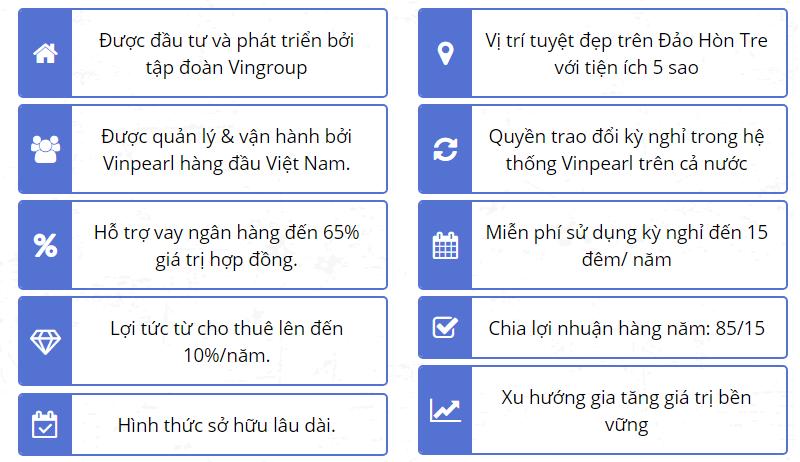 Lý do nên sở hữu Vinpearl Oasis trên đảo Hòn Tre - Nha Trang