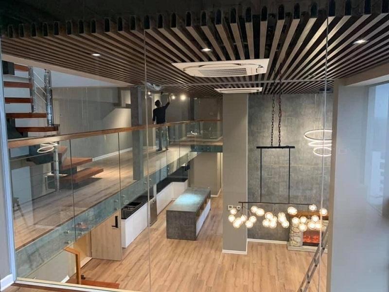 Penthouse đẳng cấp dự án Sky Oasis KDT Ecopark