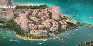Phối cảnh 1 dự án Harbor Bay Hạ Long
