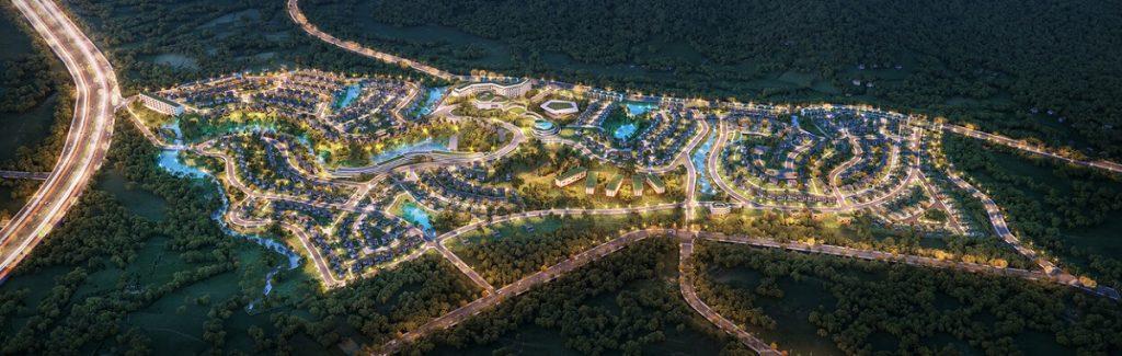 Phối cảnh 2 dự án Legacy Hill Lương Sơn - Hòa Bình