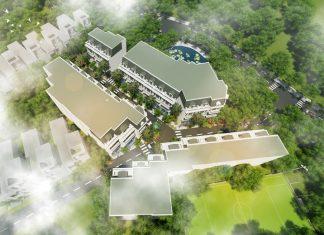 Phối cảnh 31 lô đất nền Sen Trì - Bình Yên - Thạch Thất- Hòa Lạc