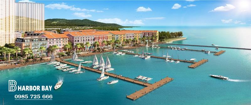 Phối cảnh 4 dự án Harbor Bay Hạ Long