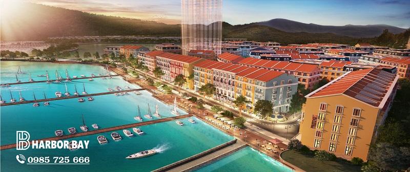 Phối cảnh 5 dự án Harbor Bay Hạ Long