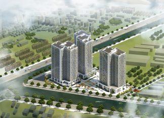 Phối cảnh dự án X2 Đại Kim MHDI Hoàng Mai