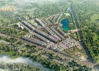 Phối cảnh dự án Eco City Premia Buôn Ma Thuột