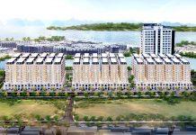 Phối cảnh tổng thể dự án Đất Nền Liền Kề - Khách Sạn Bãi Cháy Tây Hùng Thắng - Hạ Long