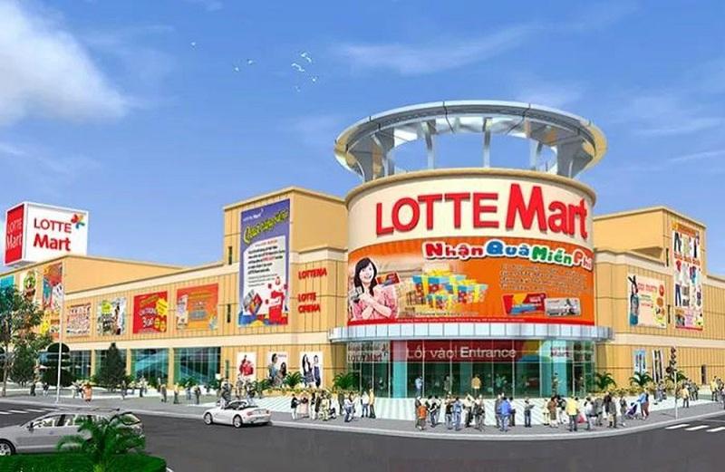 Phối cảnh dự án TTTM LOTTE Mart Bãi Cháy - Hạ Long