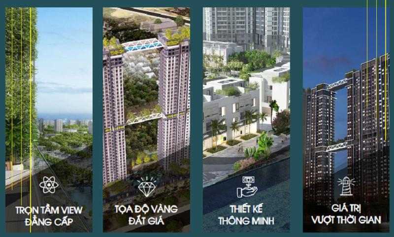 Dự án chung cư Sky Oasis - biểu tượng của Ecopark 2020