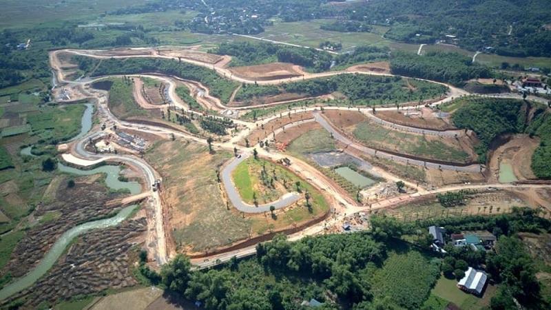 Tiến độ dự án 5 Legacy Hill Lương Sơn - Hòa Bình tháng 11/2020