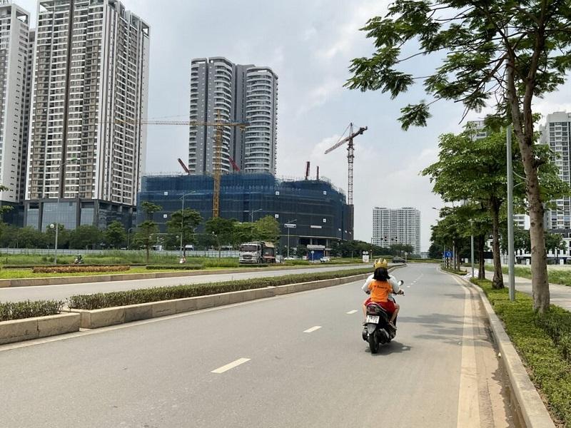 Tiến độ xây dựng Han Jardin N01-T6-T7 Ngoại Giao Đoàn