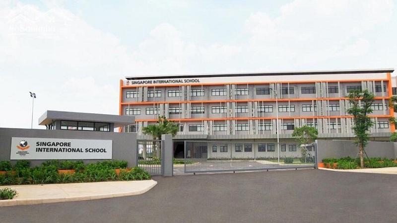 Trường quốc tế Singapore cạnh đất nền Tây Hùng Thắng - Bãi Cháy - Hạ Long