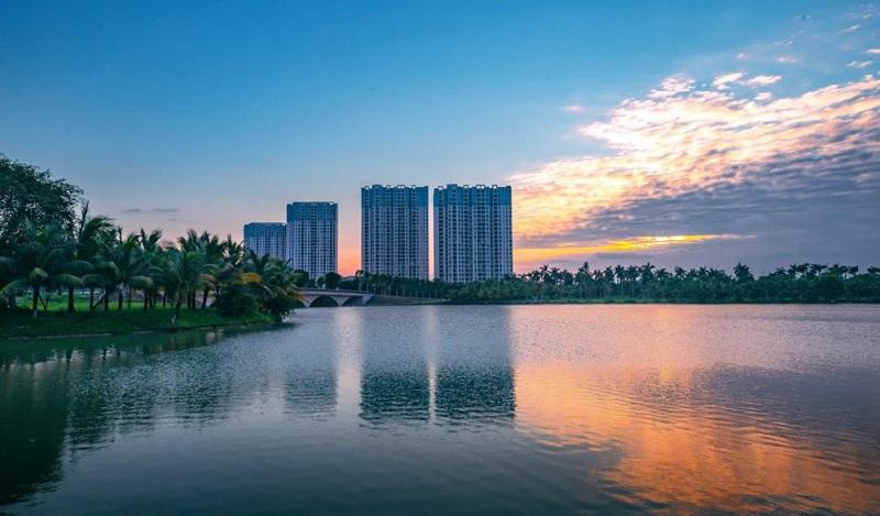 Chung cư The Roi Ecopark (hình minh họa)
