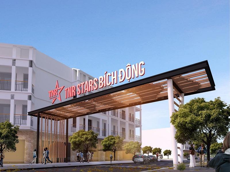Cổng dự án 2 TNR Stars Bích Động - Việt Yên - Bắc Giang 2020