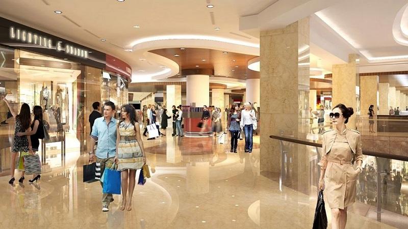 Khu chợ mới dự án Khu đô thị TNR Star Bích Động - Việt Yên - Bắc Giang