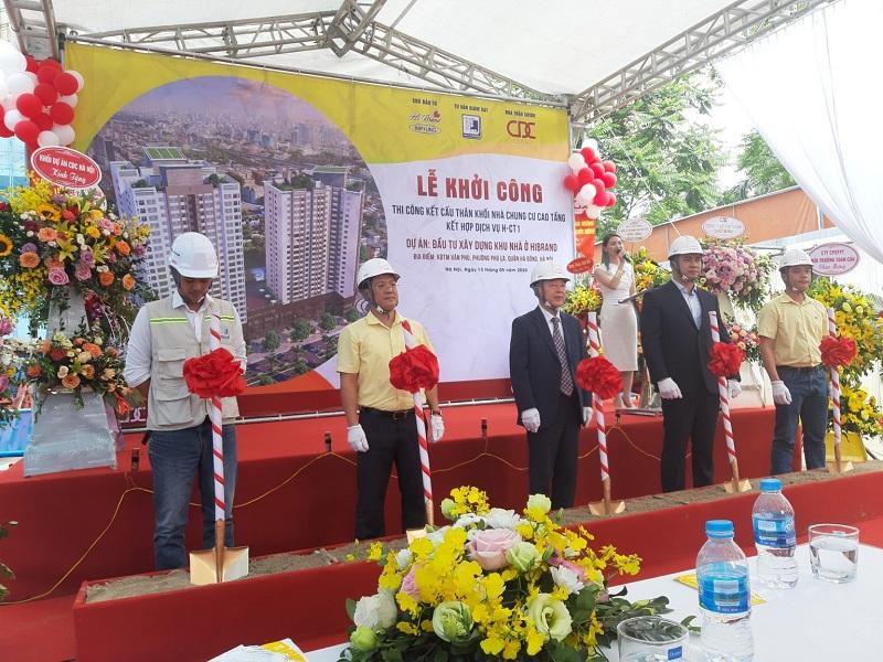 Lễ khởi công Lacasta Tower Văn Phú - Hà Đông