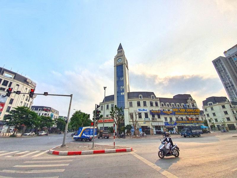 Tháp đồng hồ Lacasta Tower Văn Phú - Hà Đông