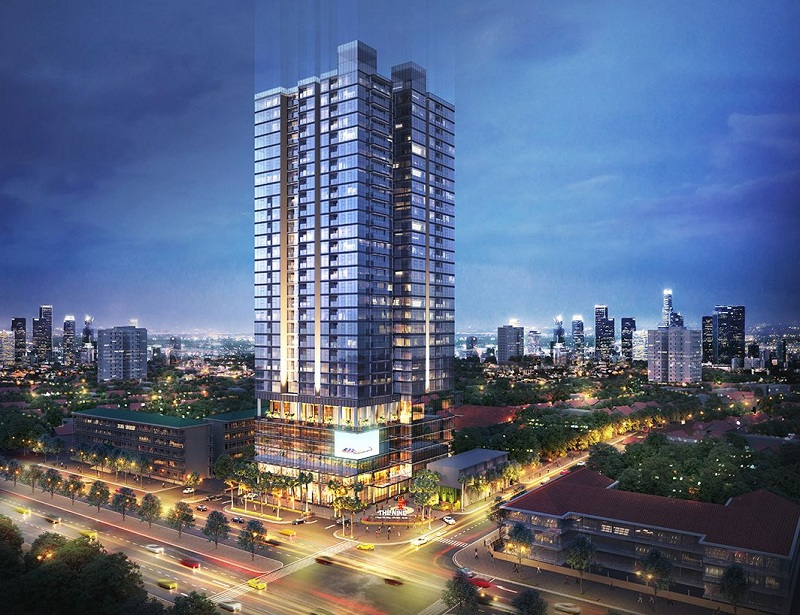 Phối cảnh dự án chung cư The Nine Tower số 9 Phạm Văn Đồng