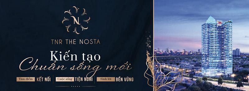 Ra mắt căn hộ TNR The Nosta 90 Đường Láng