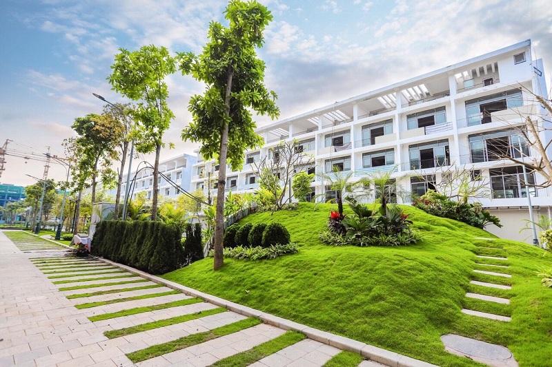 Tiến độ hoàn thiện 4 dự án Shophouse Bình Minh Garden 93 Đức Giang