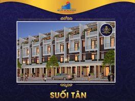 Suối Tân Diamond Town Cam Lâm - Khánh Hòa