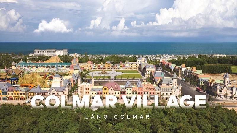 Làng Colmar VinWonder Phú Quốc