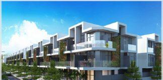 Mẫu nhà liền kề dự án đất nền Đa Phúc Central Park - Dương Kinh - Hải Phòng