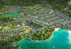 Phối cảnh dự án nghỉ dưỡng La Saveur Hồ Đồng Chanh - Lương Sơn - Hòa Bình