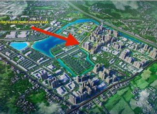 Masteri Water Front Ocean Park Thảo Điền