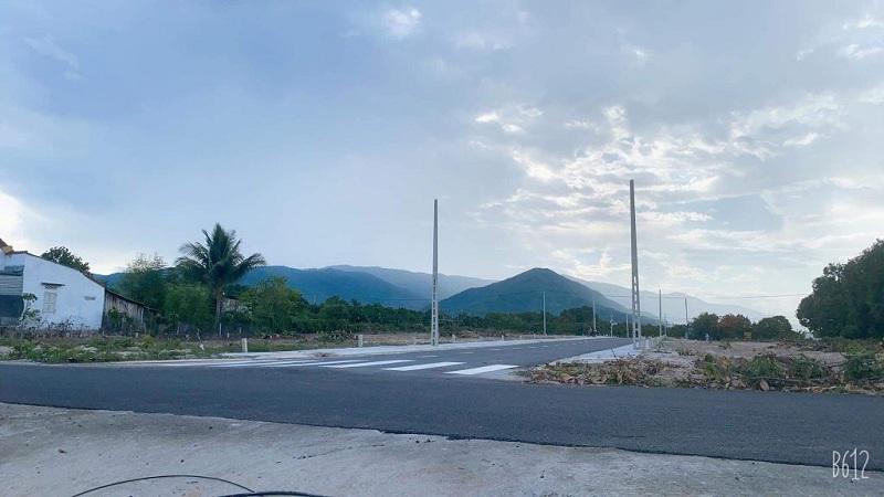 Tiến độ thực tế 2 hạ tầng Suối Tân Diamond Town Cam Lâm - Khánh Hòa