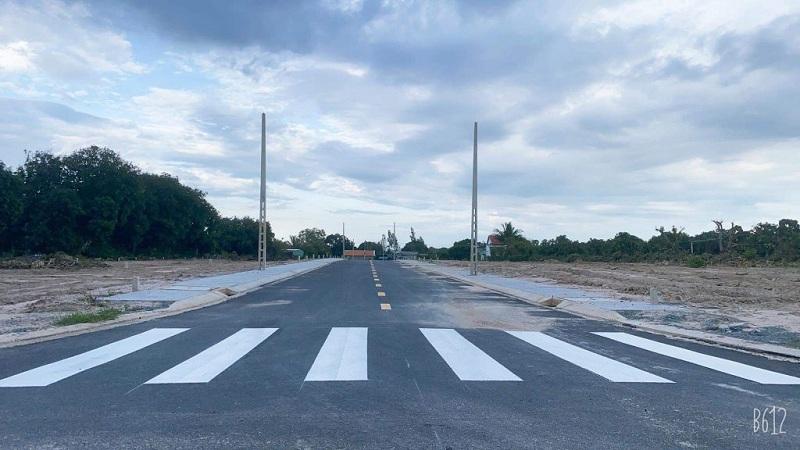 Tiến độ thực tế 3 hạ tầng Suối Tân Diamond Town Cam Lâm - Khánh Hòa