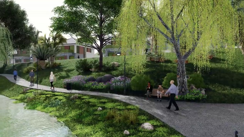 Tiện ích 2 dự án nghỉ dưỡng La Saveur Hồ Đồng Chanh - Lương Sơn - Hòa Bình