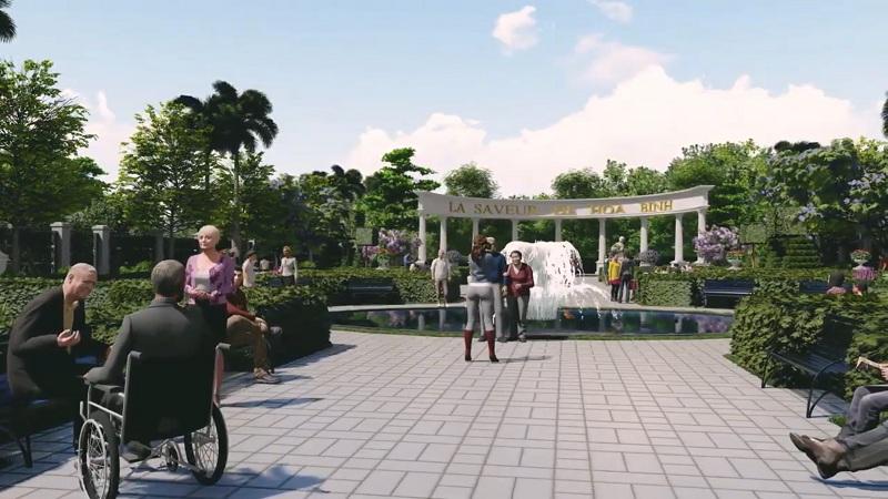 Tiện ích 3 dự án nghỉ dưỡng La Saveur Hồ Đồng Chanh - Lương Sơn - Hòa Bình