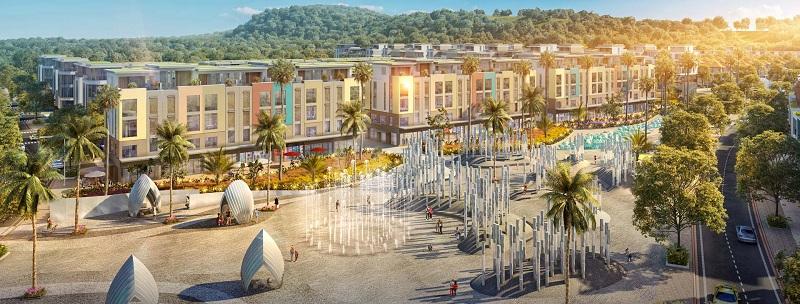 Tiện ích 3 dự án Meyhomes Capital Phú Quốc - Tân Á Đại Thành